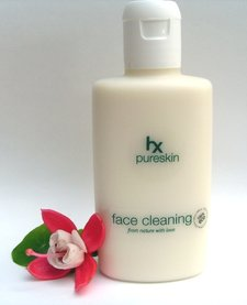 face cleaning