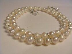 Gräddvita pärlor