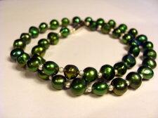 Gröna pärlor